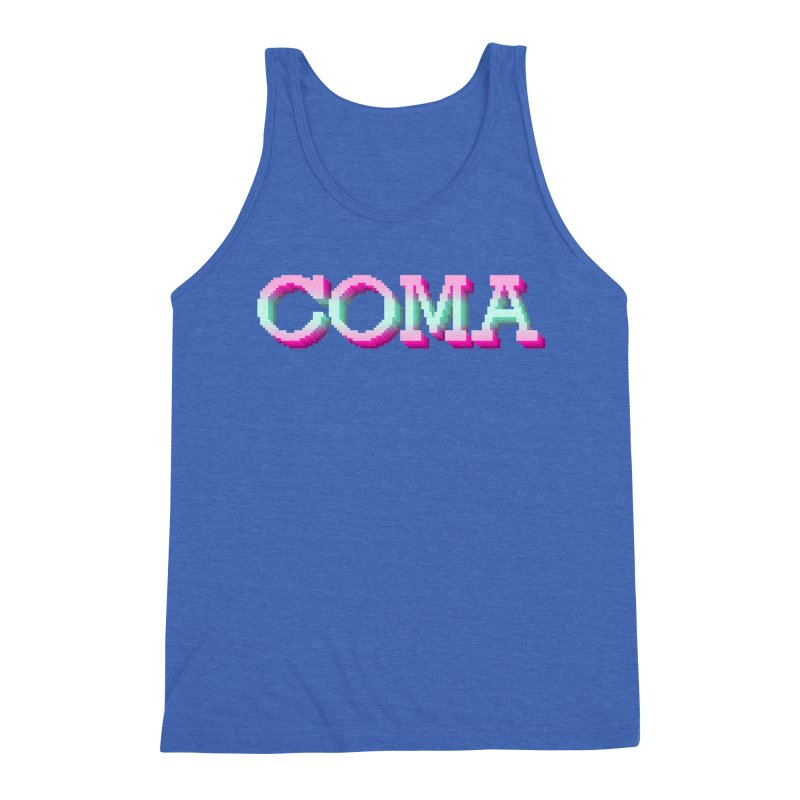 COMA Men's Triblend Tank by Demeter Designs Artist Shop