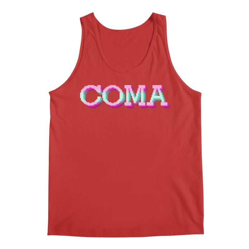 COMA Men's Regular Tank by Demeter Designs Artist Shop