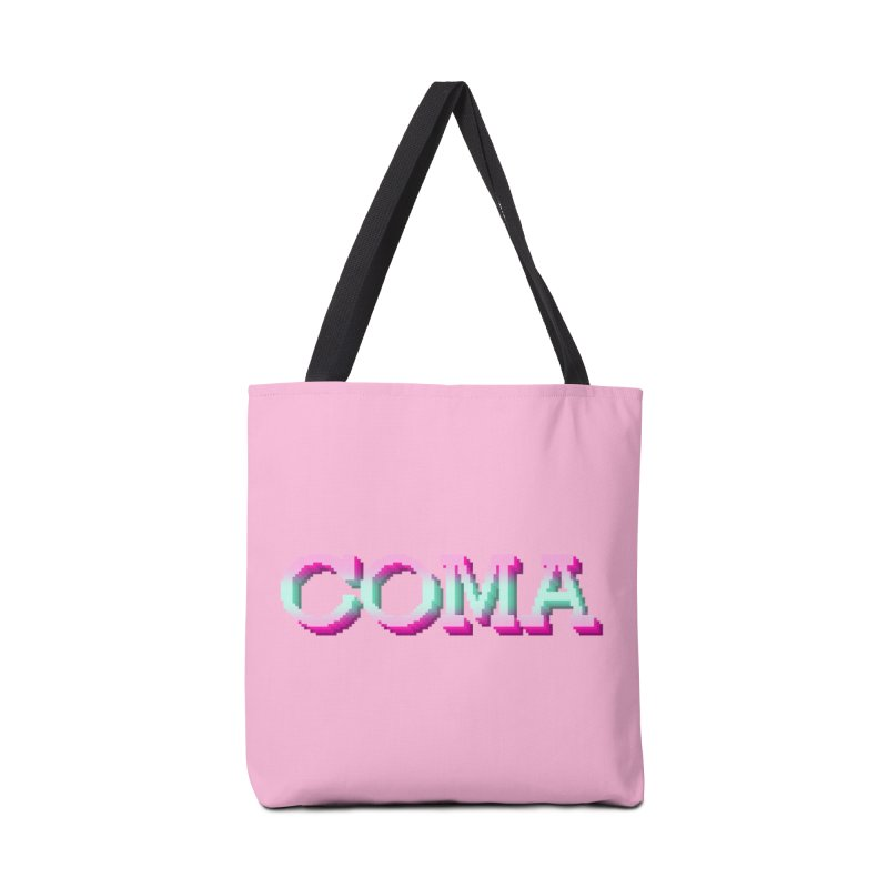COMA Accessories Bag by Demeter Designs Artist Shop