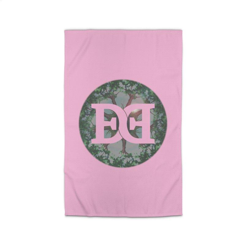 DEED logo Trees Home Rug by Demeter Designs Artist Shop