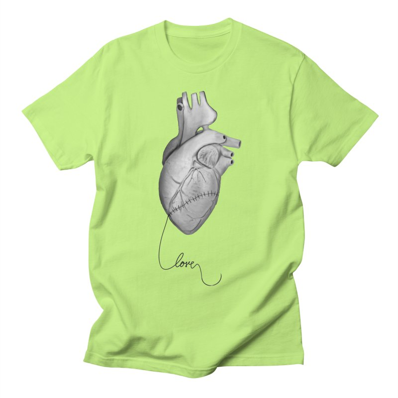 Sutures Women's Regular Unisex T-Shirt by Demeter Designs Artist Shop