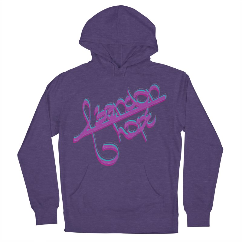Abandon Hope Women's French Terry Pullover Hoody by Demeter Designs Artist Shop