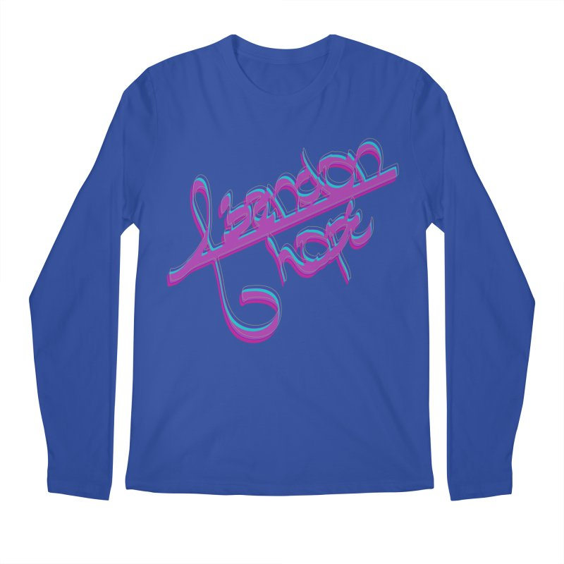 Abandon Hope Men's Regular Longsleeve T-Shirt by Demeter Designs Artist Shop