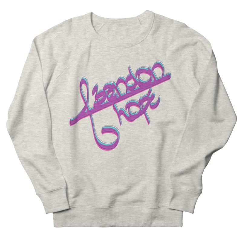 Abandon Hope Women's French Terry Sweatshirt by Demeter Designs Artist Shop