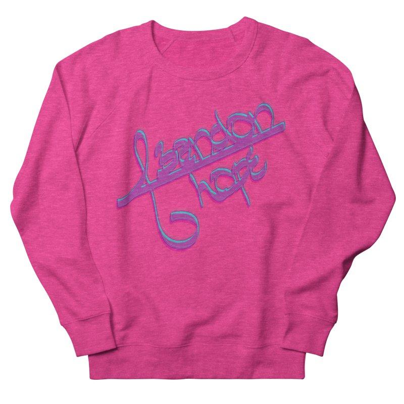 Abandon Hope Men's French Terry Sweatshirt by Demeter Designs Artist Shop