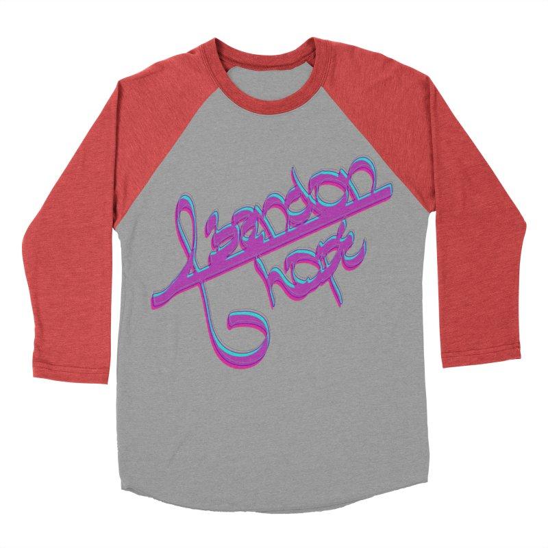 Abandon Hope Women's Baseball Triblend Longsleeve T-Shirt by Demeter Designs Artist Shop