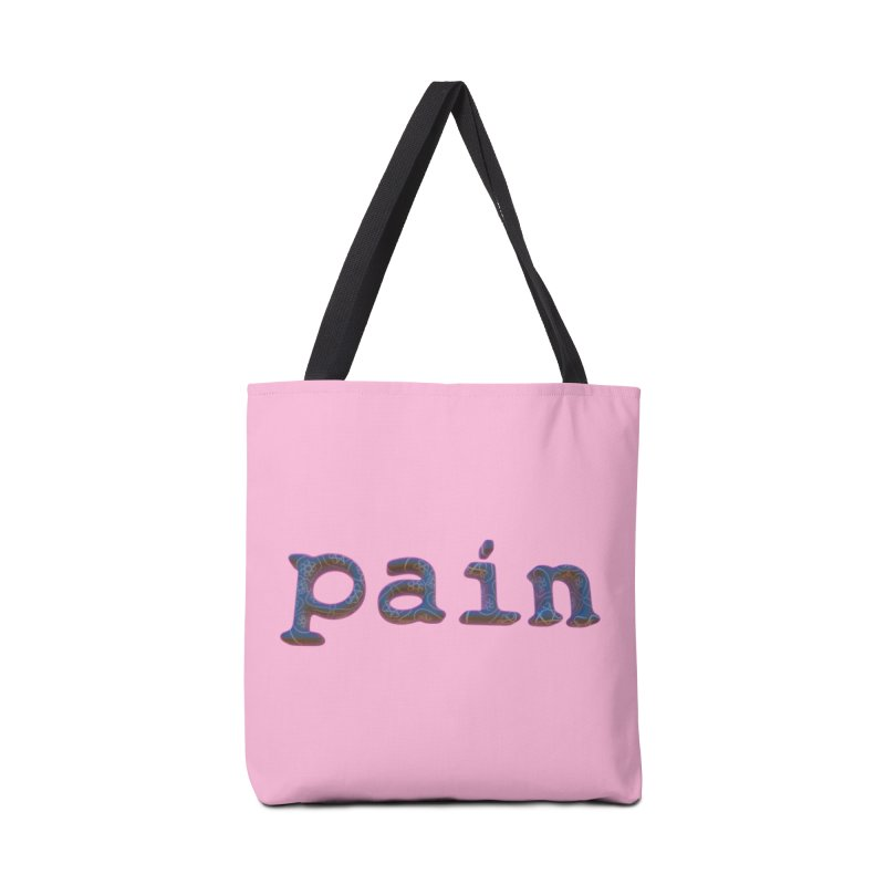 Pain Accessories Bag by Demeter Designs Artist Shop