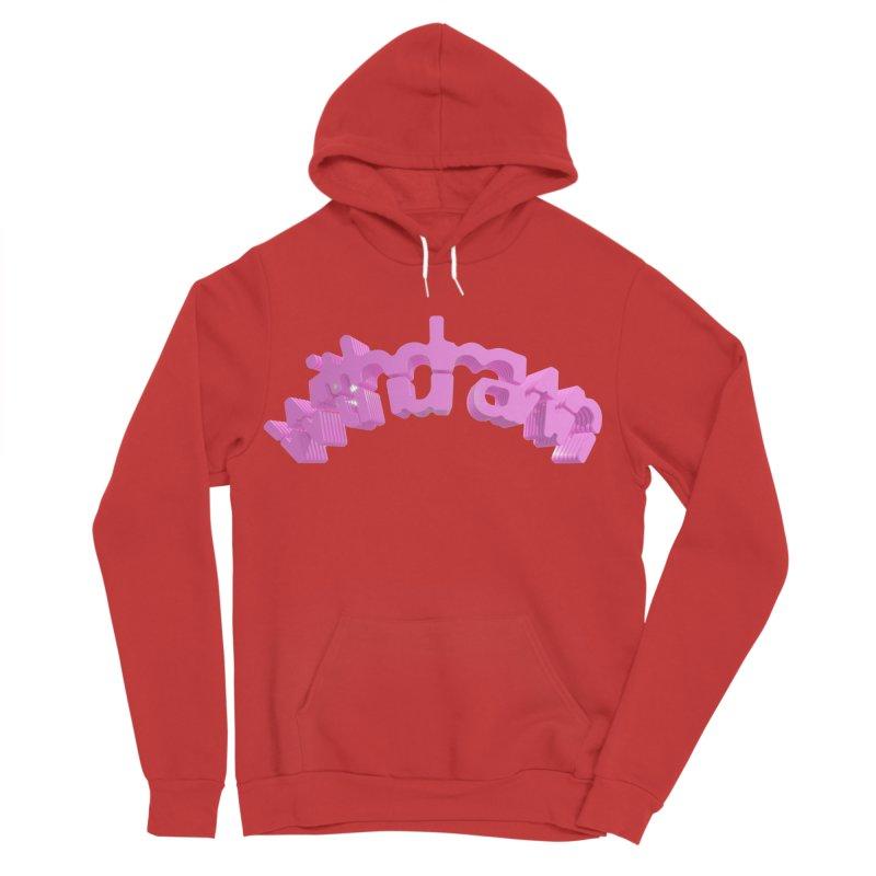 withdrawn Women's Sponge Fleece Pullover Hoody by Demeter Designs Artist Shop