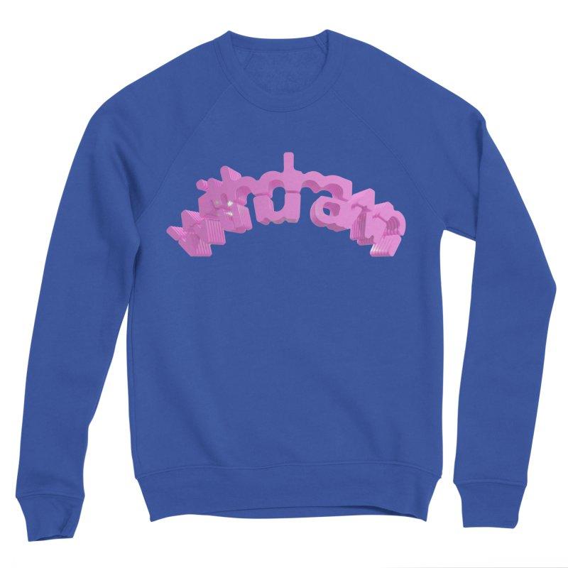 withdrawn Men's Sponge Fleece Sweatshirt by Demeter Designs Artist Shop
