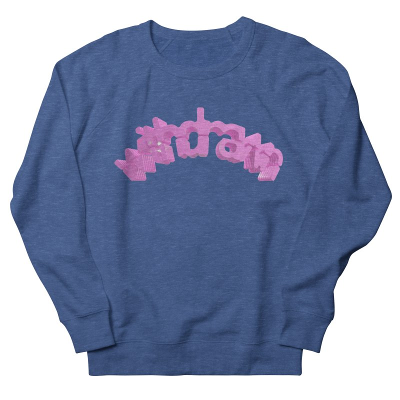 withdrawn Women's French Terry Sweatshirt by Demeter Designs Artist Shop