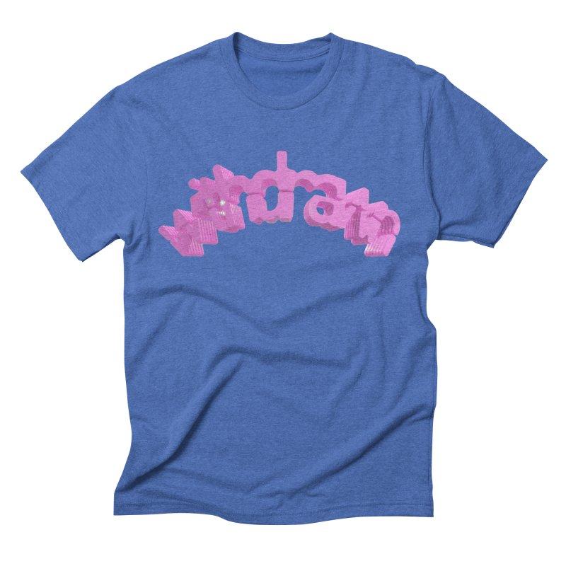 withdrawn Men's Triblend T-Shirt by Demeter Designs Artist Shop