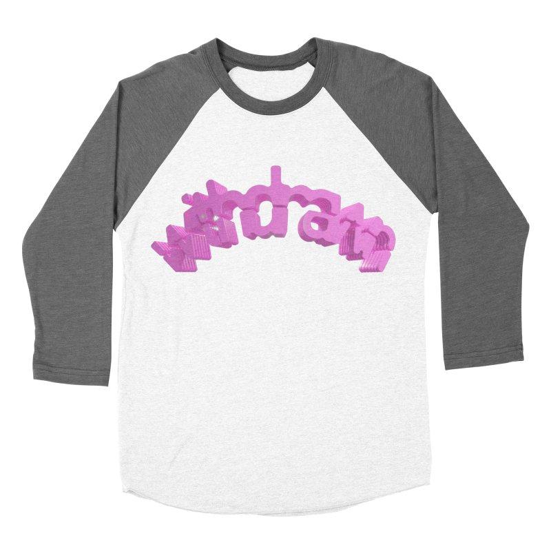 withdrawn Women's Baseball Triblend Longsleeve T-Shirt by Demeter Designs Artist Shop
