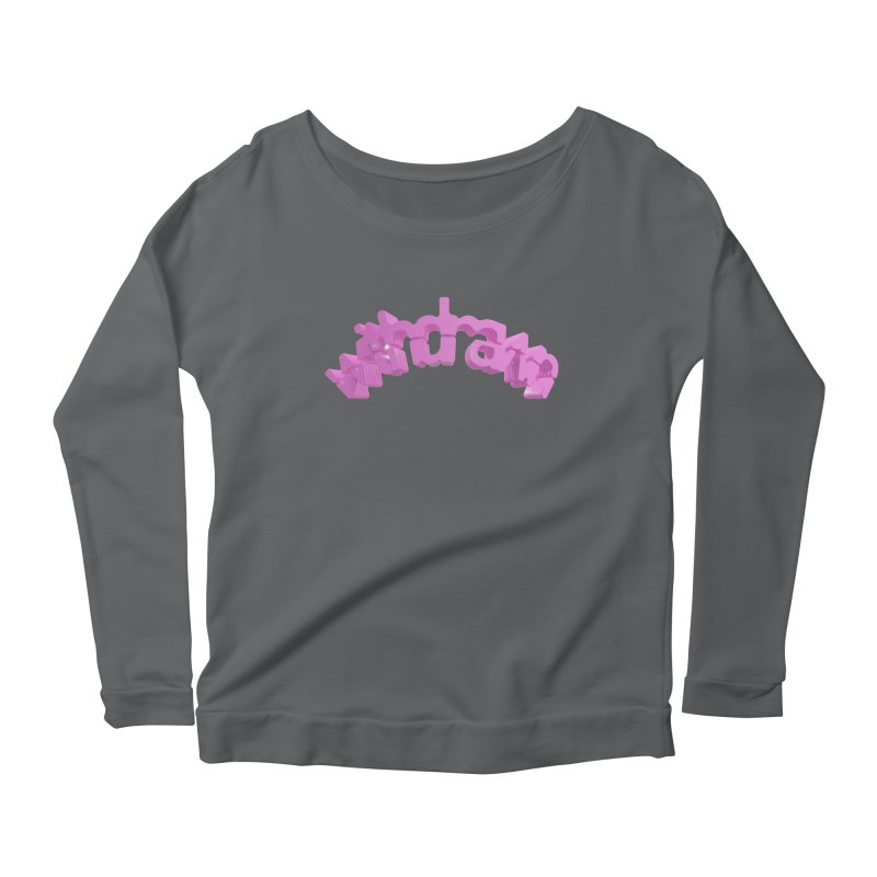 withdrawn Women's Scoop Neck Longsleeve T-Shirt by Demeter Designs Artist Shop