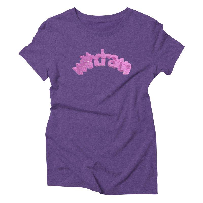withdrawn Women's Triblend T-Shirt by Demeter Designs Artist Shop