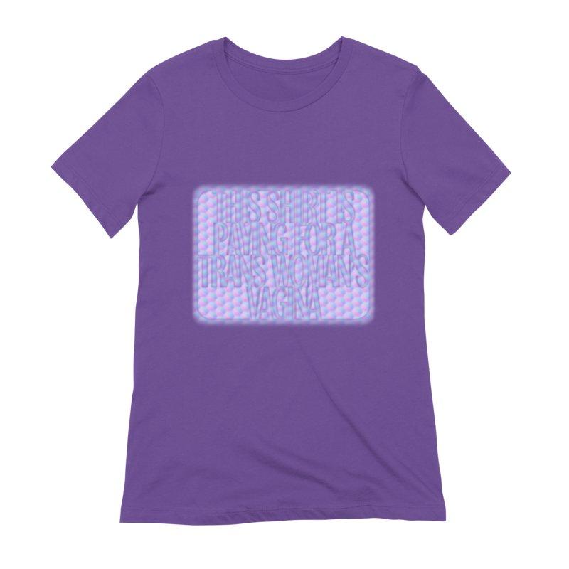 Adopt A Trans Girl Women's Extra Soft T-Shirt by Demeter Designs Artist Shop