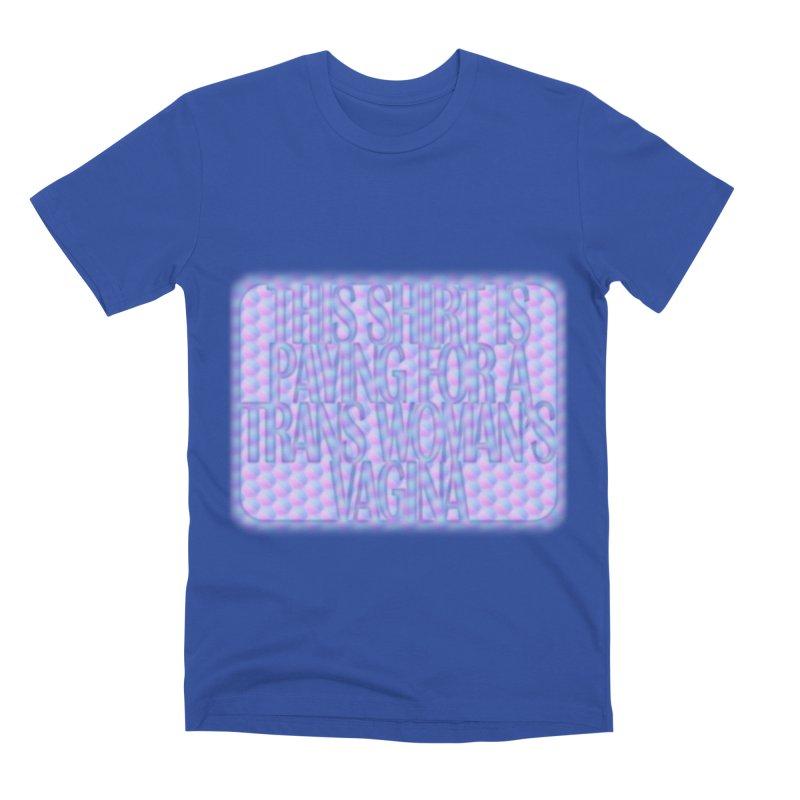Adopt A Trans Girl Men's Premium T-Shirt by Demeter Designs Artist Shop
