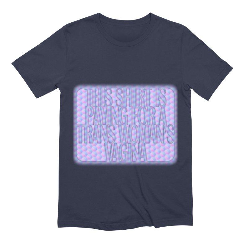 Adopt A Trans Girl Men's Extra Soft T-Shirt by Demeter Designs Artist Shop