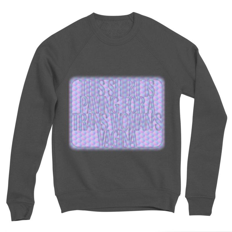 Adopt A Trans Girl Women's Sponge Fleece Sweatshirt by Demeter Designs Artist Shop