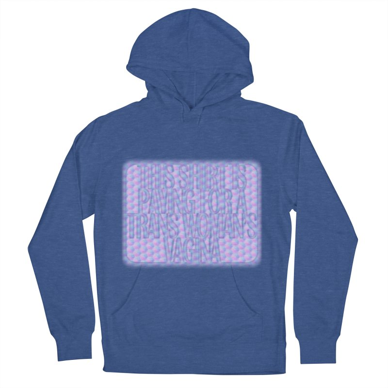 Adopt A Trans Girl Women's French Terry Pullover Hoody by Demeter Designs Artist Shop