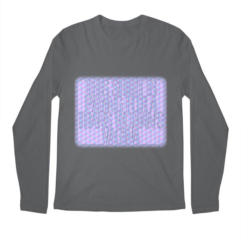 Adopt A Trans Girl Men's Regular Longsleeve T-Shirt by Demeter Designs Artist Shop