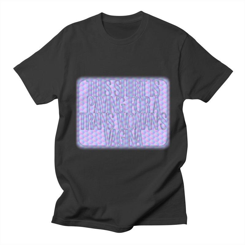 Adopt A Trans Girl Women's Regular Unisex T-Shirt by Demeter Designs Artist Shop