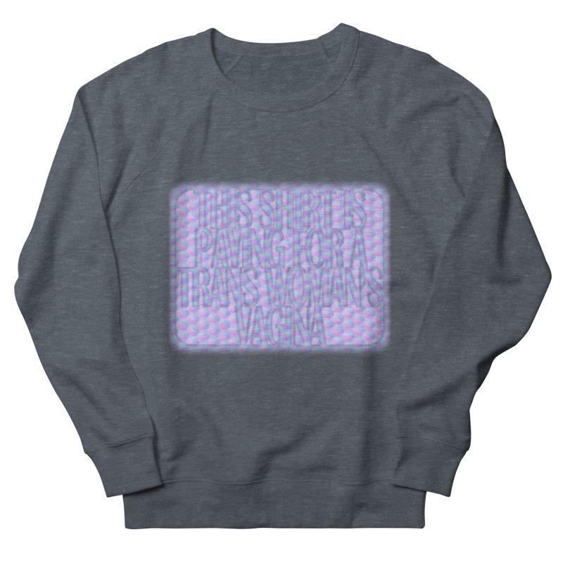 Adopt A Trans Girl Women's French Terry Sweatshirt by Demeter Designs Artist Shop