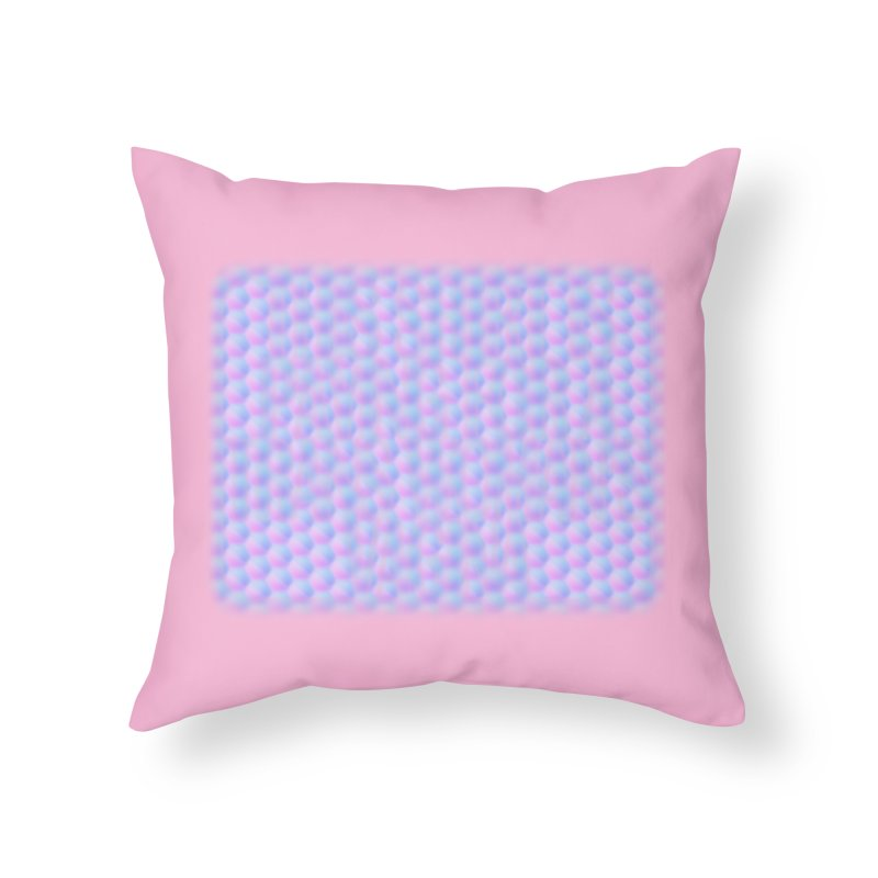 Adopt A Trans Girl Home Throw Pillow by Demeter Designs Artist Shop
