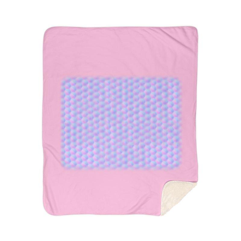 Adopt A Trans Girl Home Sherpa Blanket Blanket by Demeter Designs Artist Shop