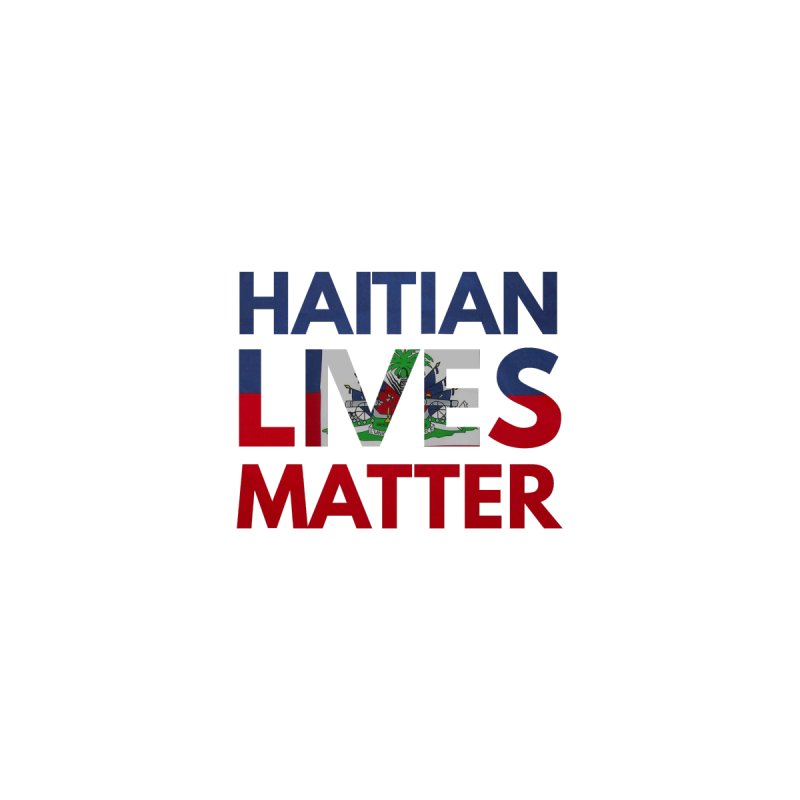 Haitian Lives Matter Kids T-Shirt by Demione Louis Shop