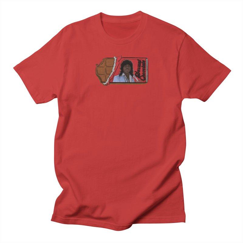Sexual Chocolate Men's T-Shirt by Demione Louis Shop