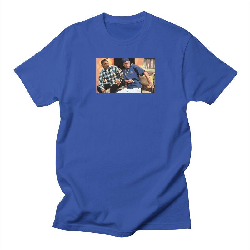 Barack and Biden, Friday Men's T-Shirt by Demione Louis Shop