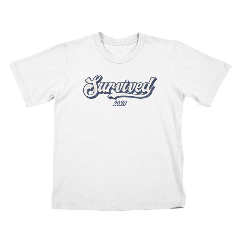 Survived 2020 Kids T-Shirt by Demione Louis Shop
