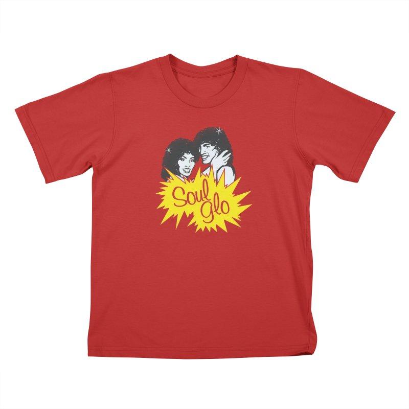 Soul Glo Kids T-Shirt by Demione Louis Shop