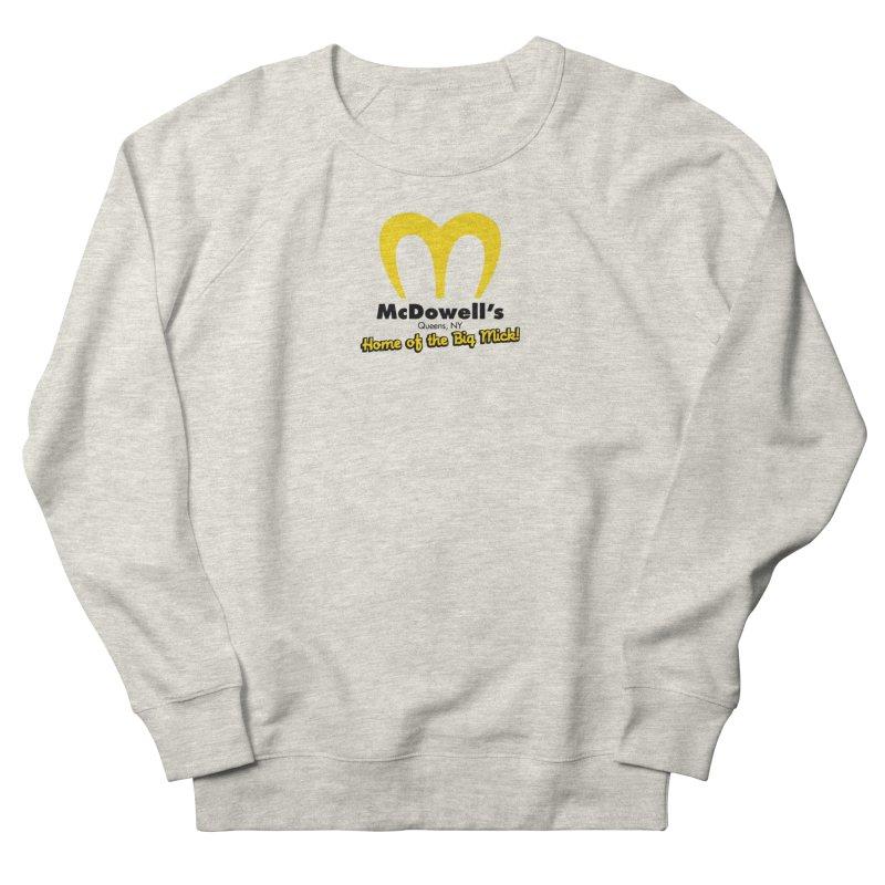 McDowell's, Queens NY Men's Sweatshirt by Demione Louis Shop