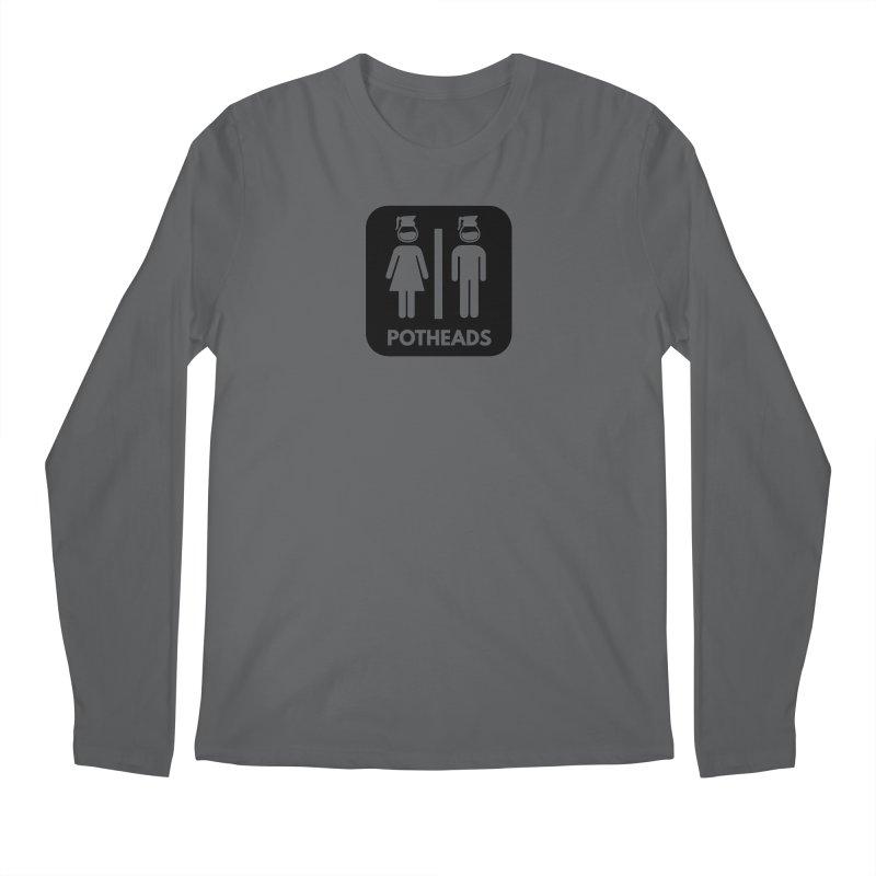 Potheads Men's Longsleeve T-Shirt by Demione Louis Shop