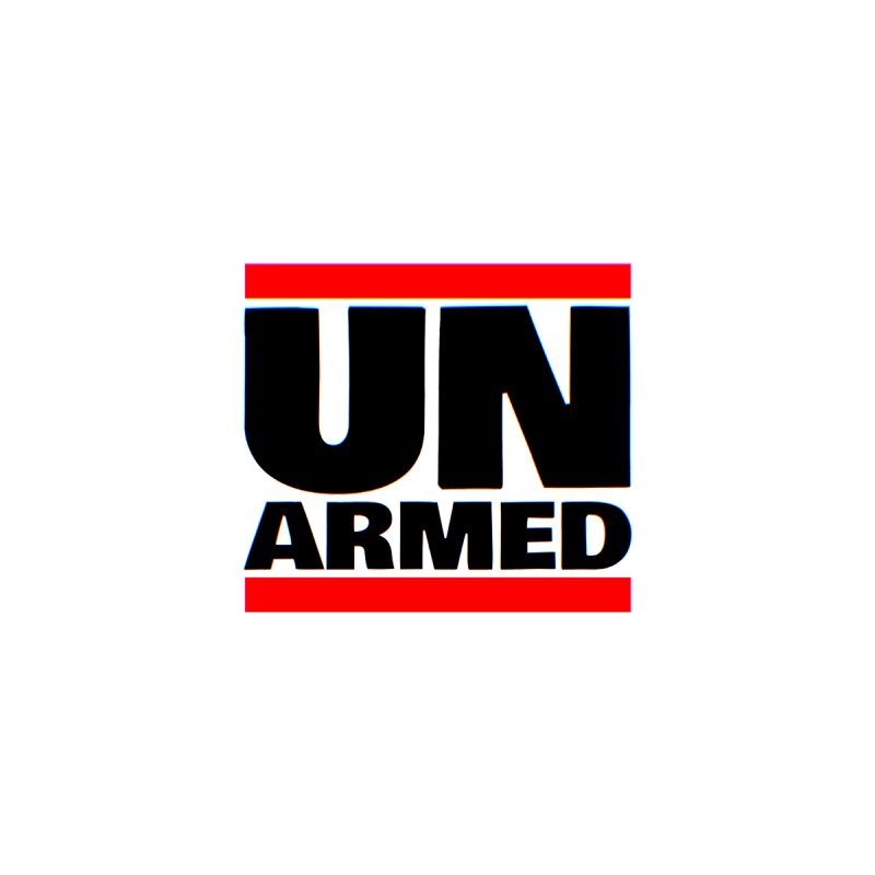 UN Armed | White Men's T-Shirt by Demione Louis Shop