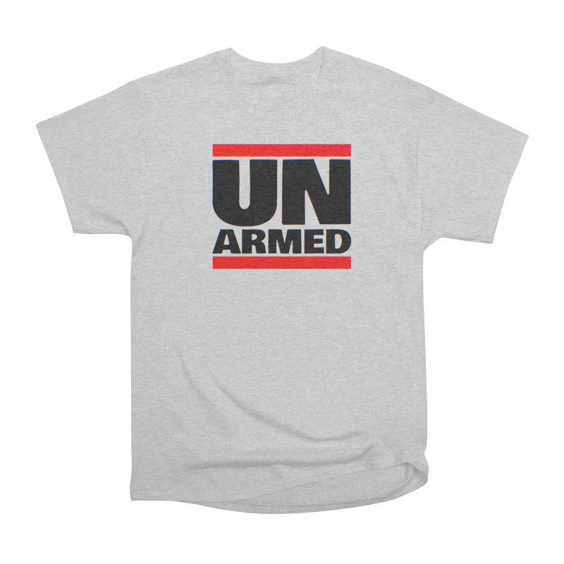 UN Armed | White Men's T-Shirt by Demione Louis Shop