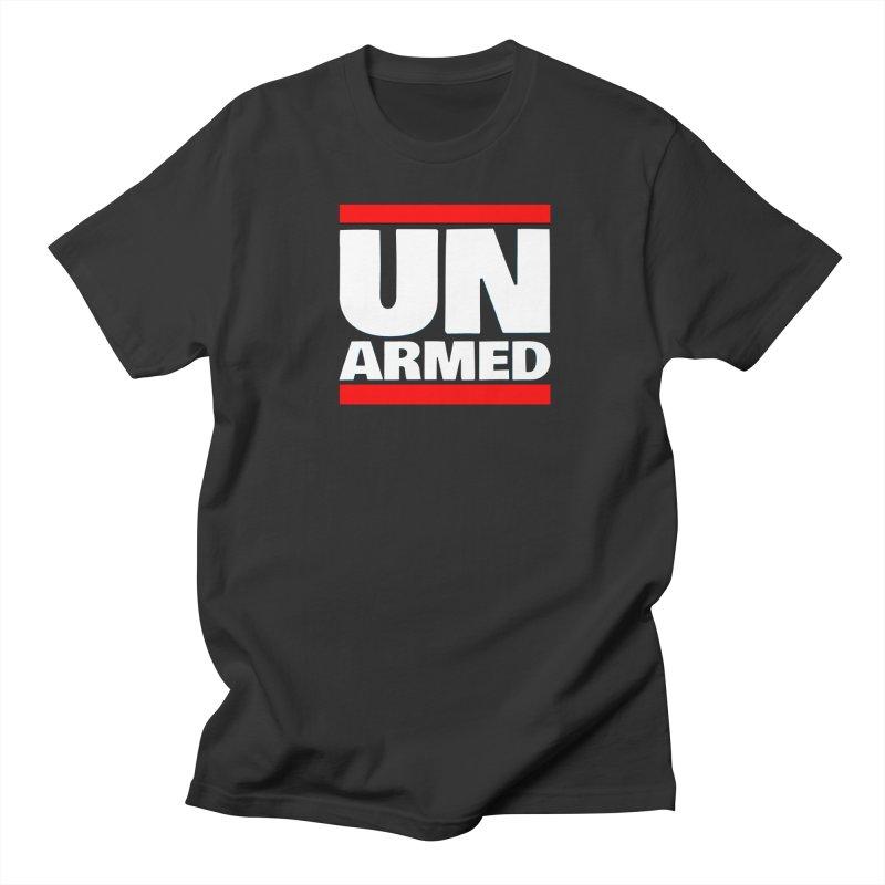 UN Armed | Black Men's T-Shirt by Demione Louis Shop