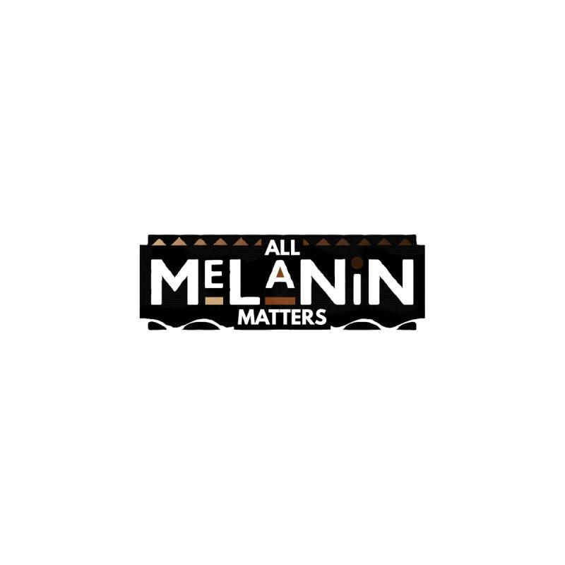 All Melanin Matters Women's V-Neck by Demione Louis Shop