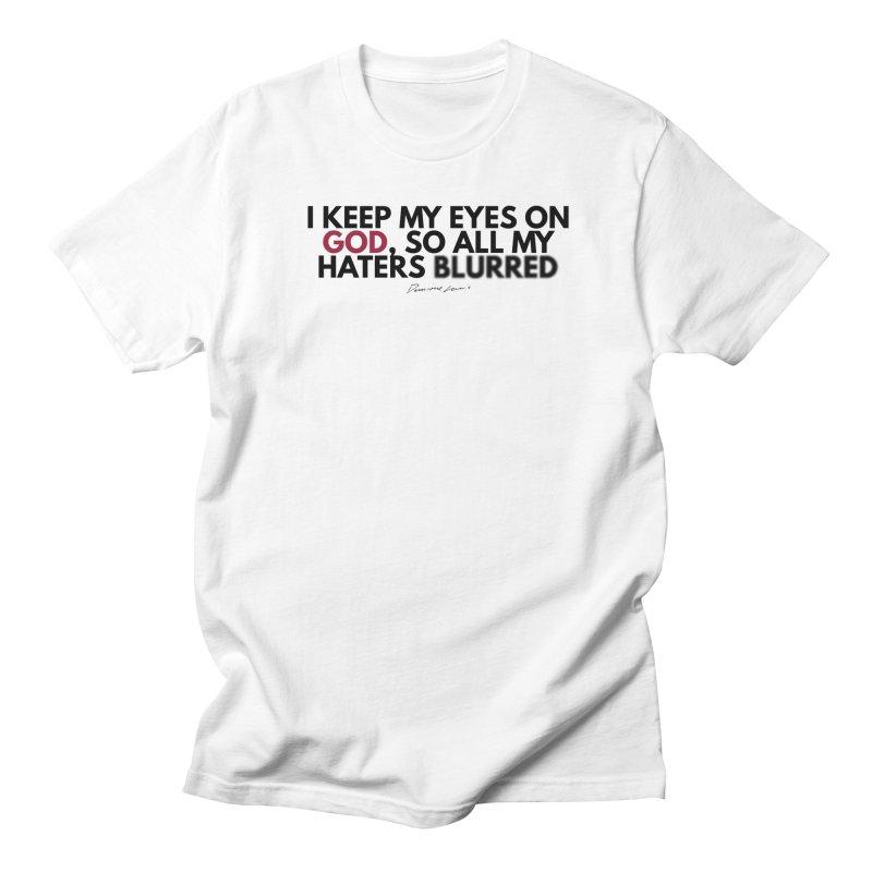 True Story (White) Lyric T-Shirt Men's T-Shirt by Demione Louis Shop