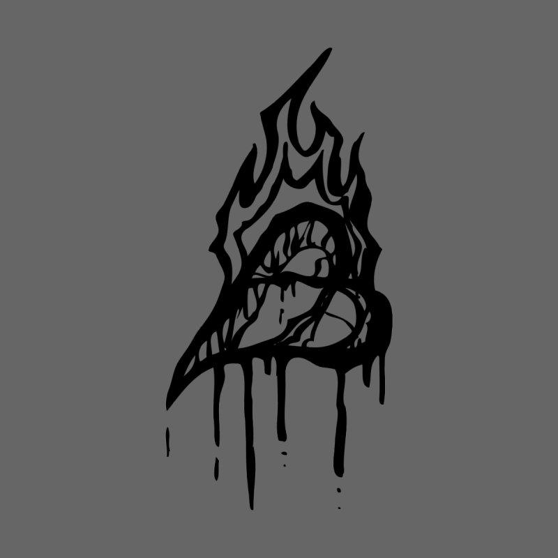 Have a Heart (Black Print) Men's T-Shirt by THE DEMIX