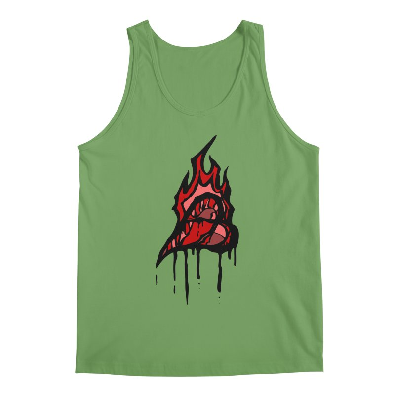 Have a Heart (Color Print) Men's Tank by THE DEMIX