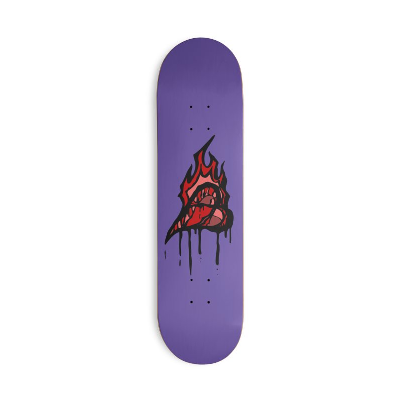 Have a Heart (Color Print) Accessories Skateboard by THE DEMIX