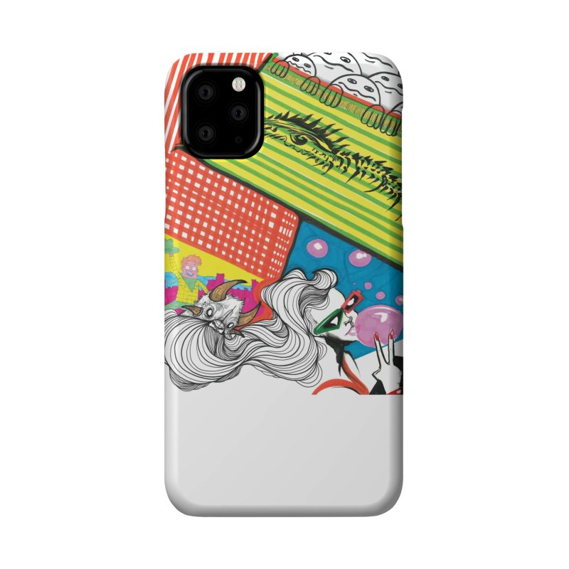 Life's a Party Accessories Phone Case by Democratee