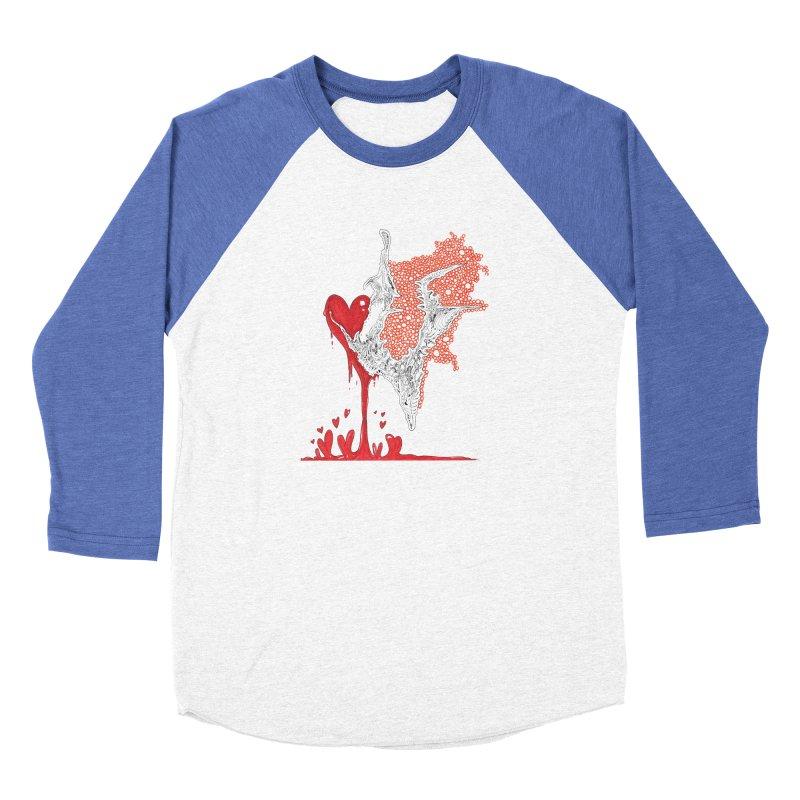Lovesick Women's Baseball Triblend Longsleeve T-Shirt by Democratee