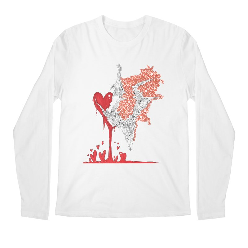 Lovesick Men's Regular Longsleeve T-Shirt by Democratee