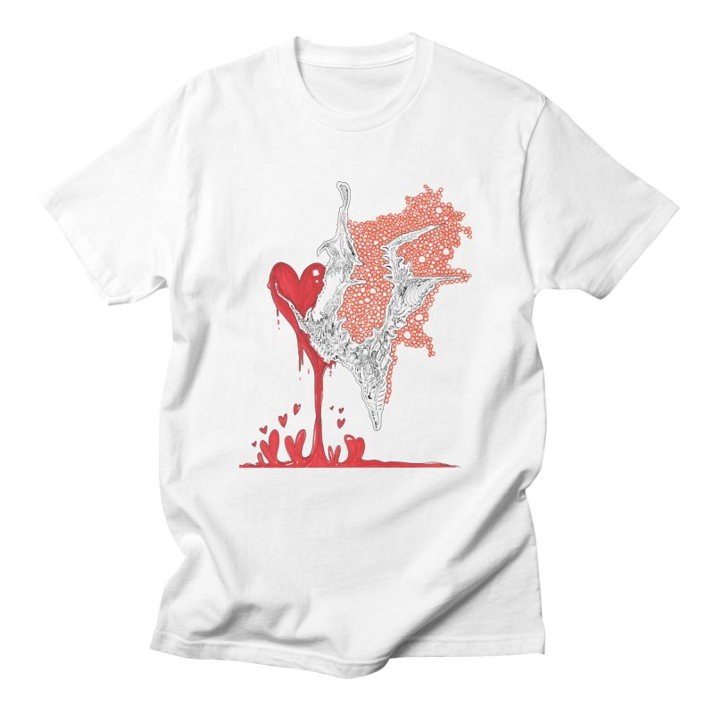 Lovesick Men's Regular T-Shirt by Democratee