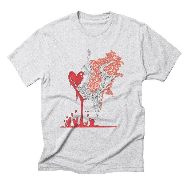 Lovesick Men's Triblend T-Shirt by Democratee