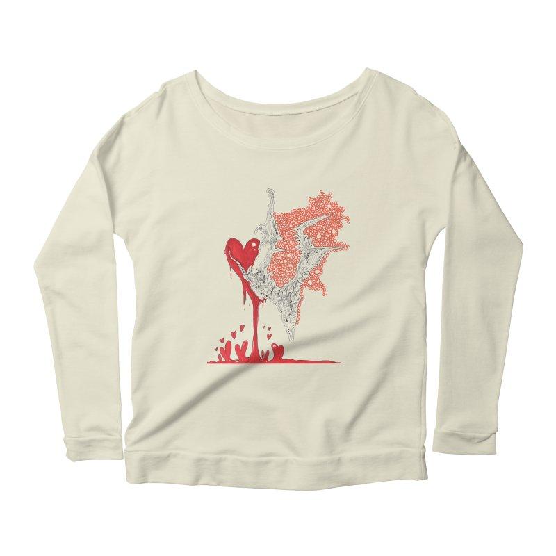 Lovesick Women's Scoop Neck Longsleeve T-Shirt by Democratee