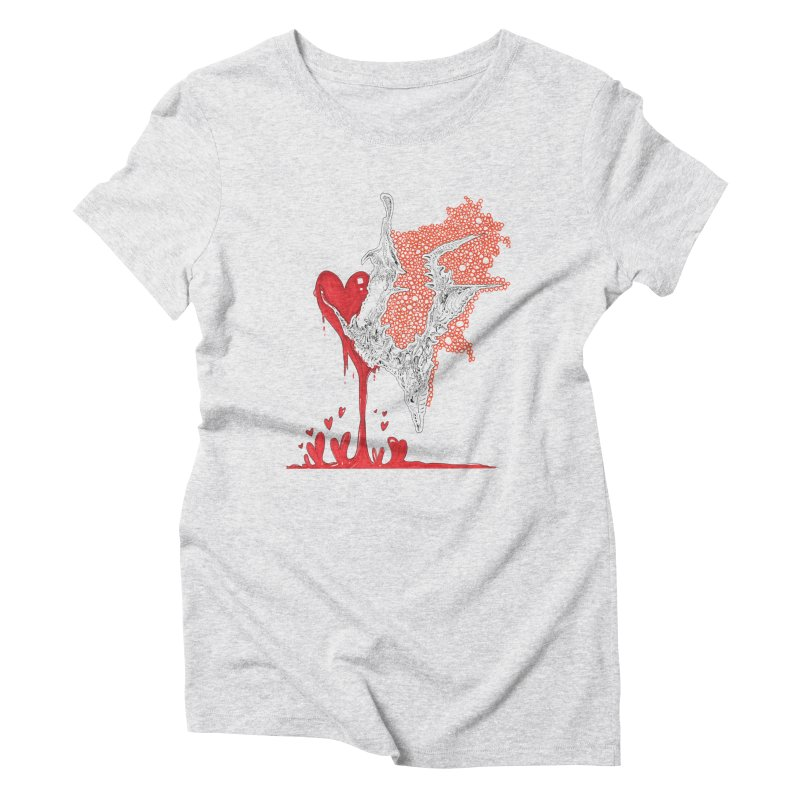 Lovesick Women's Triblend T-Shirt by Democratee